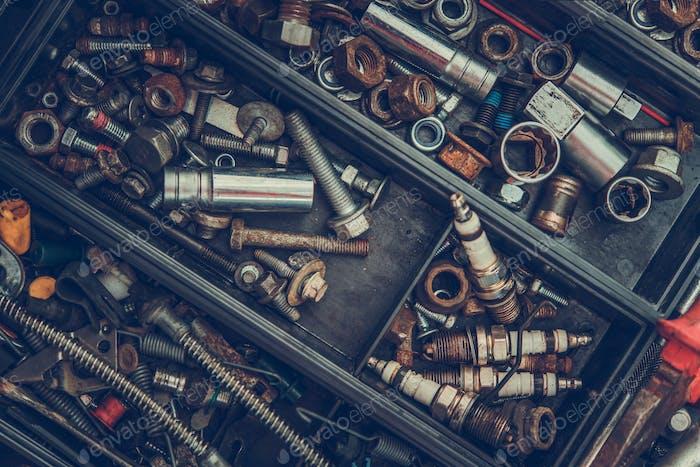 Garage Werkzeugkiste