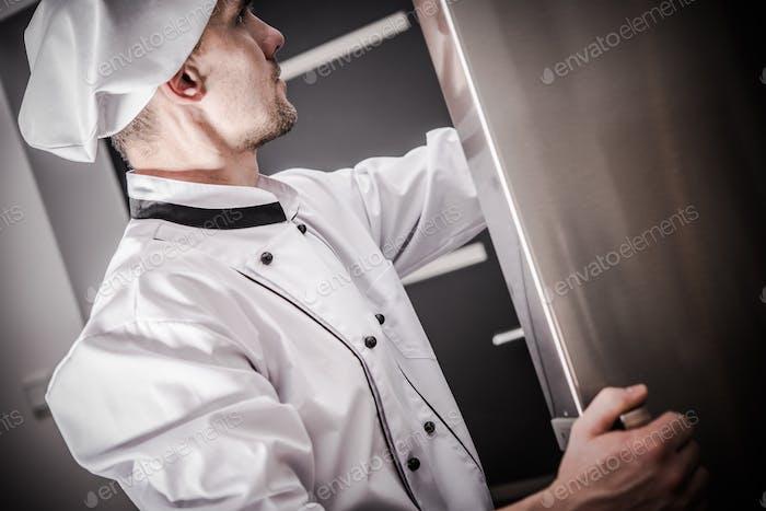 Proper Restaurant Food Storage
