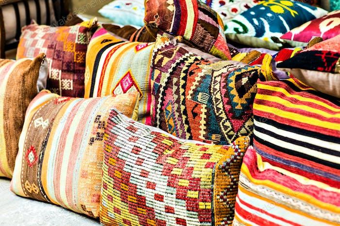 orientalische Kissen