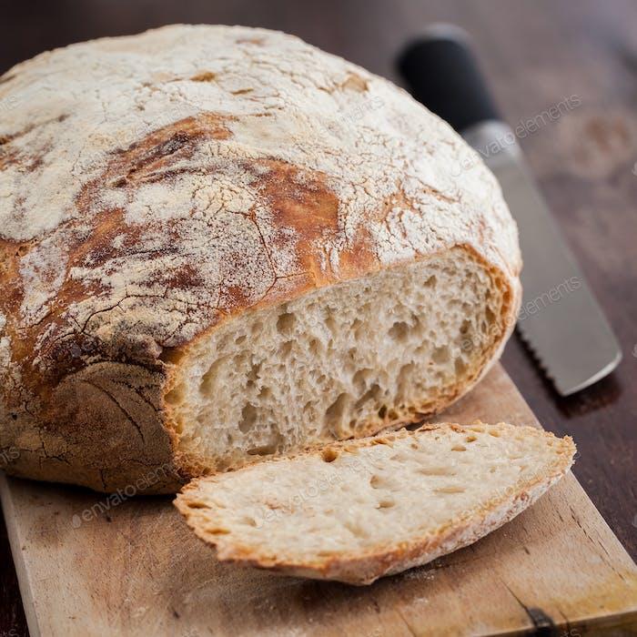 Tasty homemade bread better than from bakery