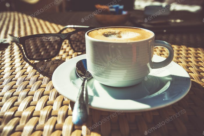 Summer Time Cappuccino