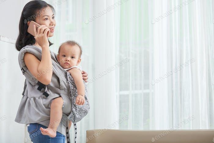 Busy Mutter