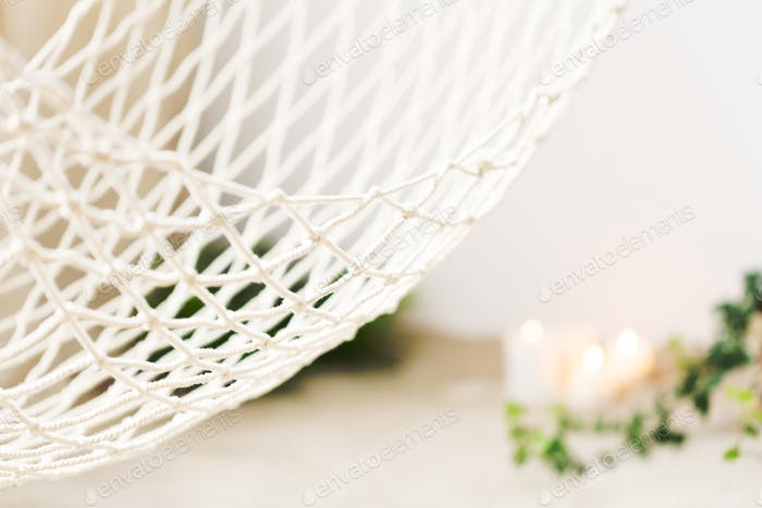 White net hammock