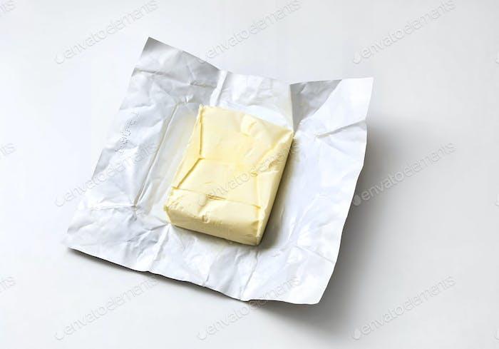 Piece of butter
