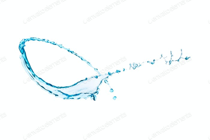 Wasser, Splash, Ströme, Textur, Bewegung