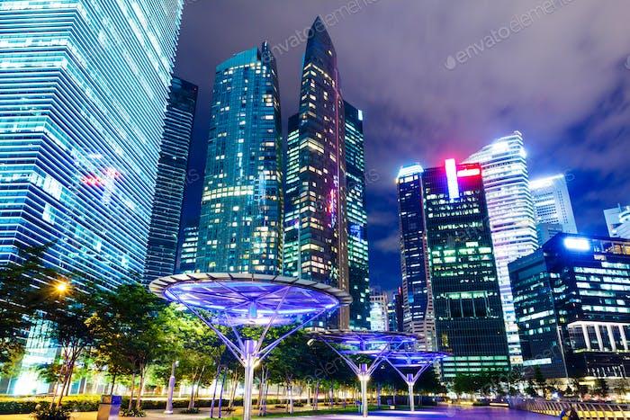 Корпоративный здание Сингапура