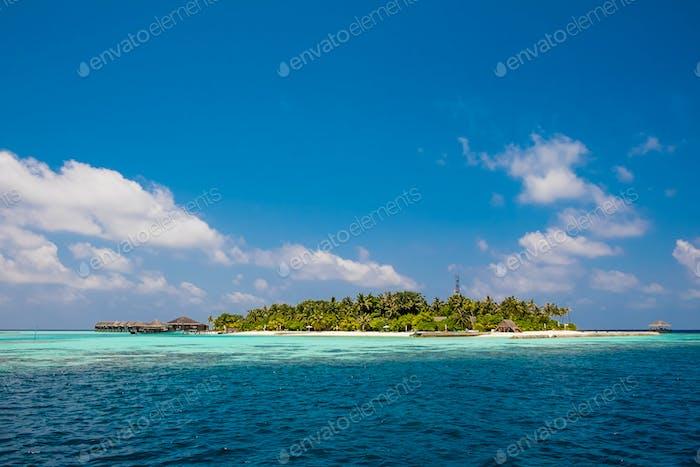 Maldives Indian Ocean