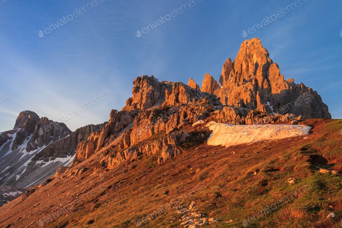 Monte Paterno (Paternkofel)