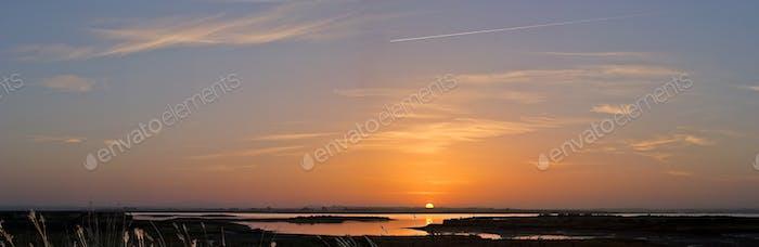 Sunrise on San Fernando