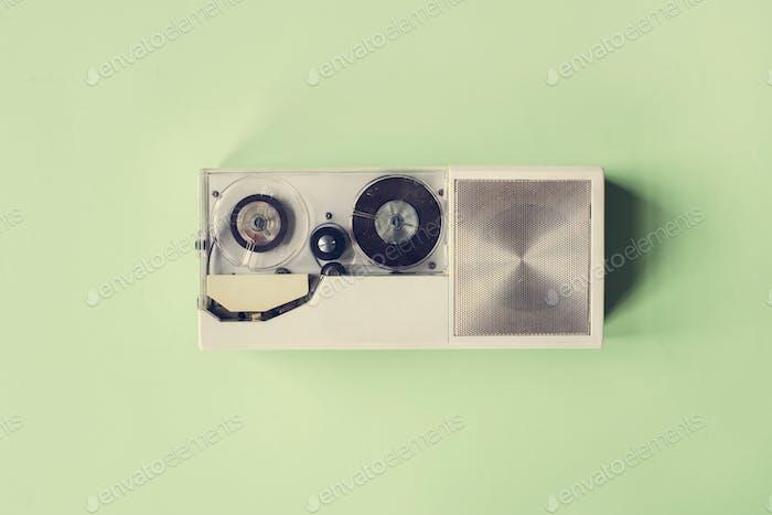 Voice record media device gadget