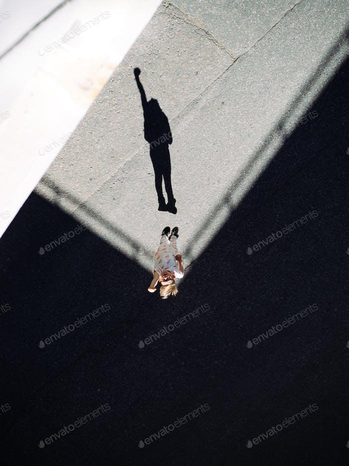 Super shadow