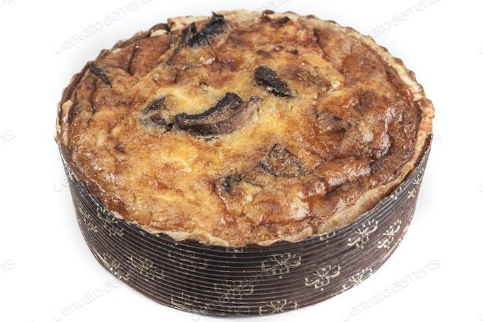 Tasty Mushroom Pie