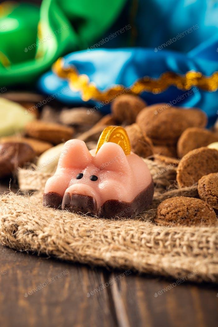 Dutch holiday Sinterklaas