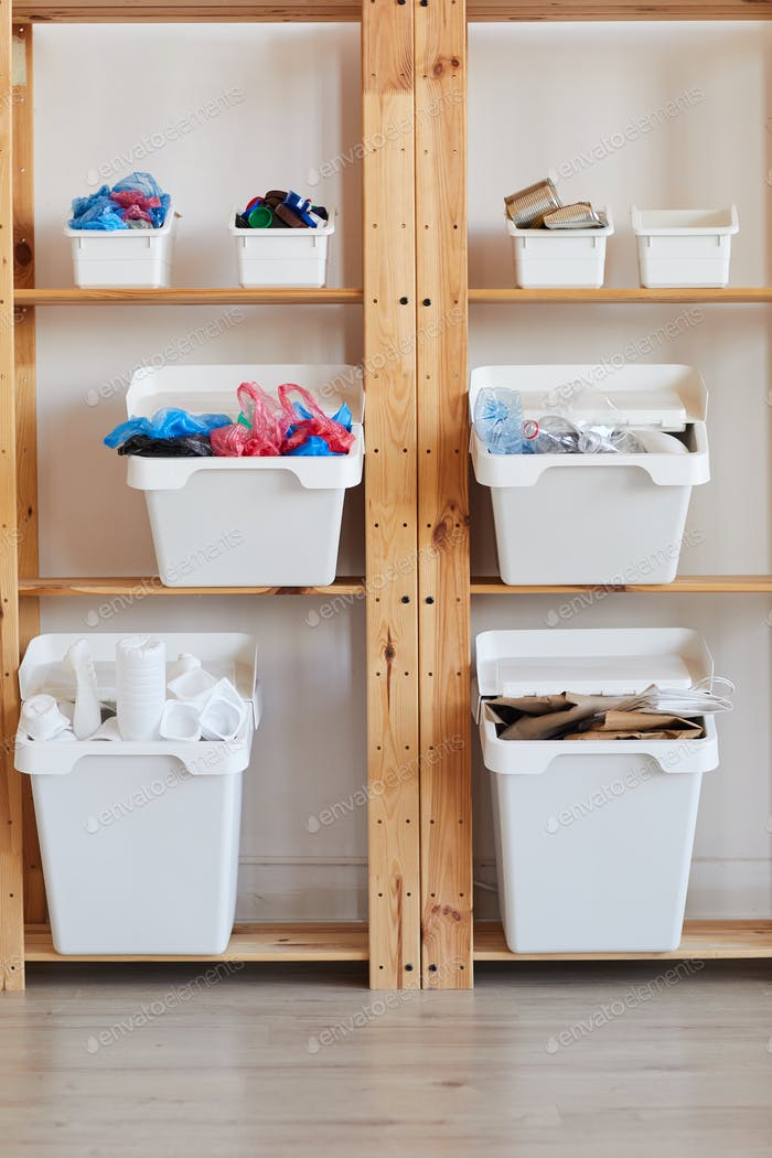 Waste Sorting Storage