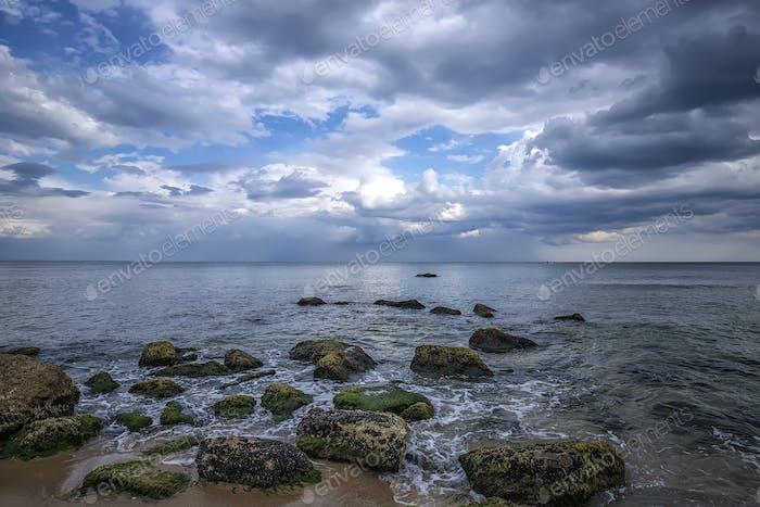 Magnificent seascape