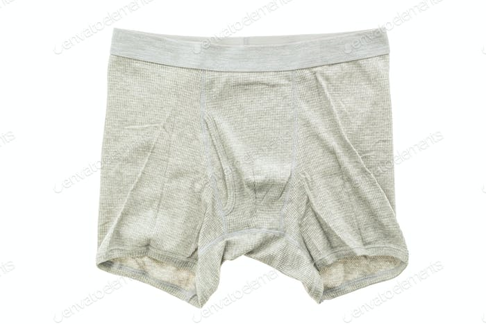 Man underwear for clothing