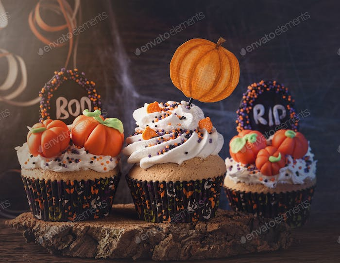 Sweets for halloween party