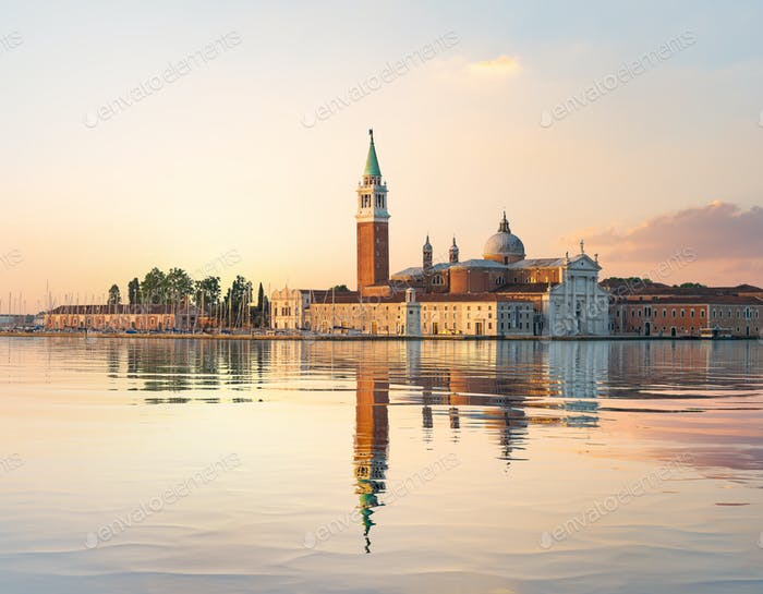 Blick auf San Giorgio Maggiore