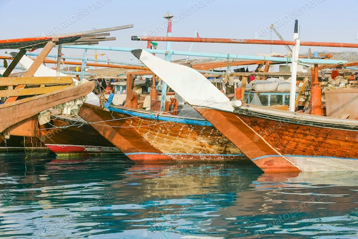 Abu Dhabi  Dhow Harbour