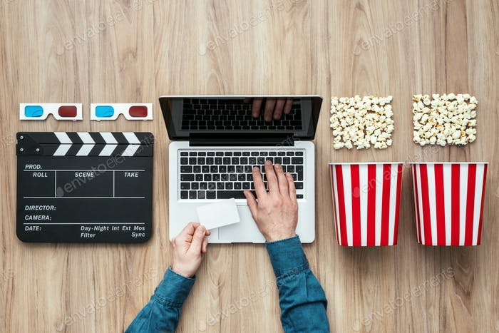 Online streaming cinema