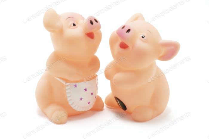 Toy Pigs