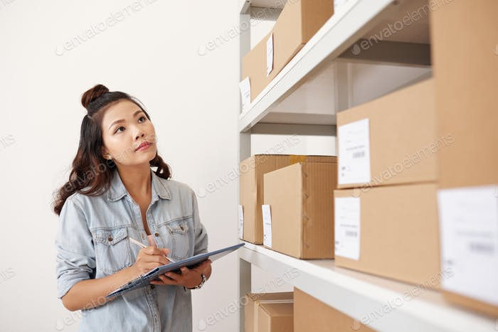 Counting packages