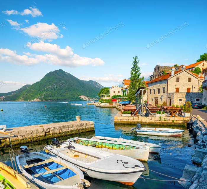 Historic city Perast