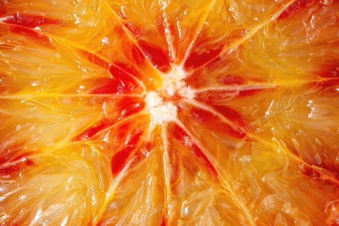 Sizilianische blutige orange