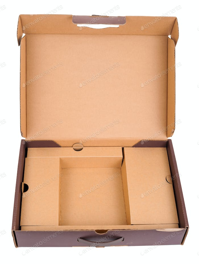 Cardboard Box for Laptop Computer
