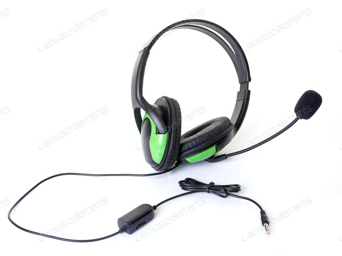 headphones with micro