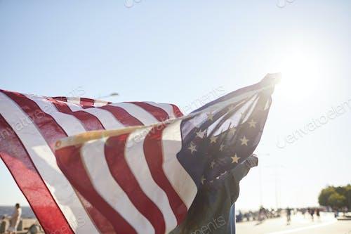 Enjoying independence in America