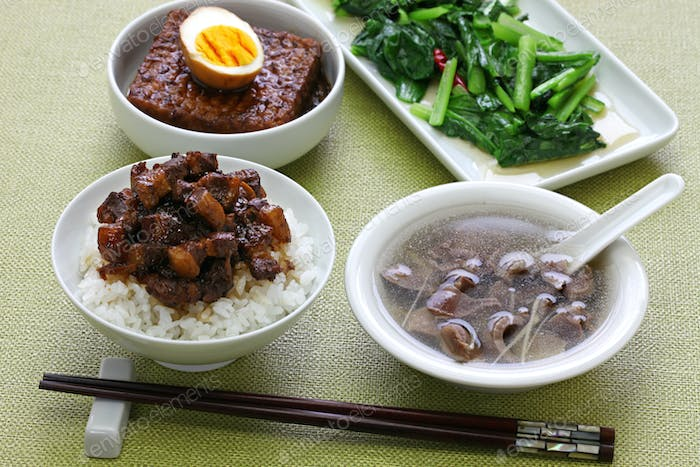 taiwanese home cooking