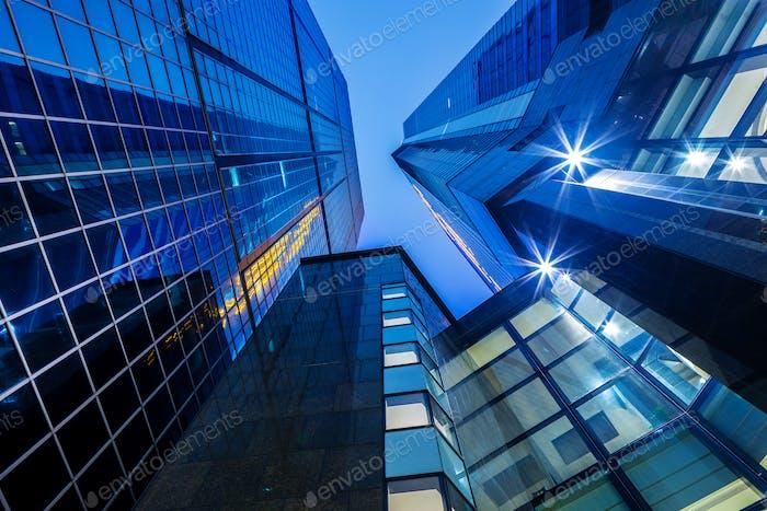 Современное Корпоративный здание