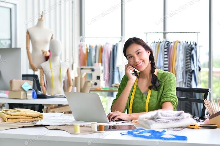 Mujer de negocios, Emprendedor