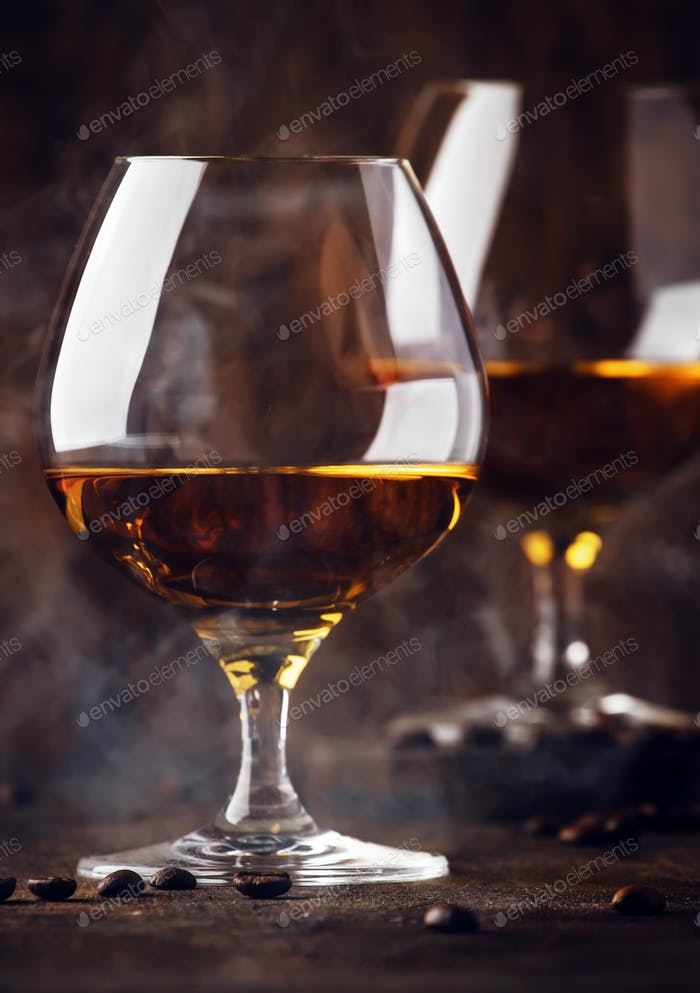 Armagnac, French grape brandy