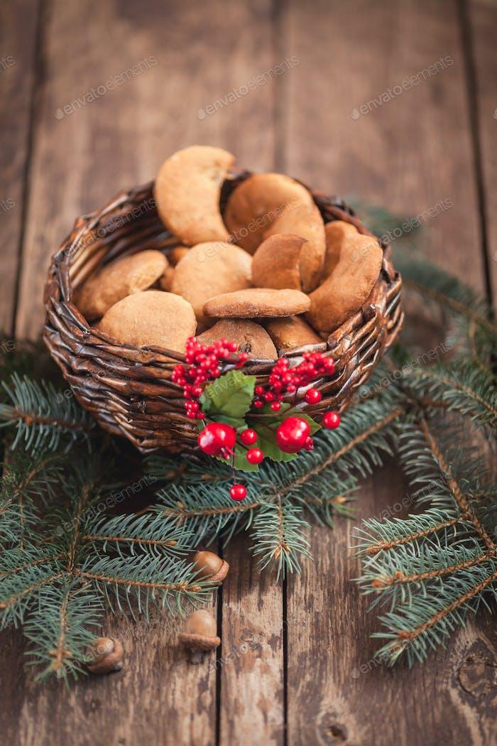 Little snacks for Santa Claus