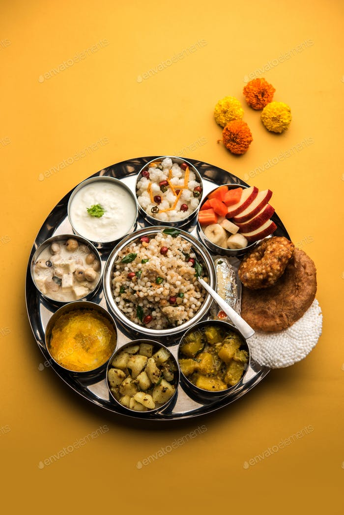Indian Fasting Food