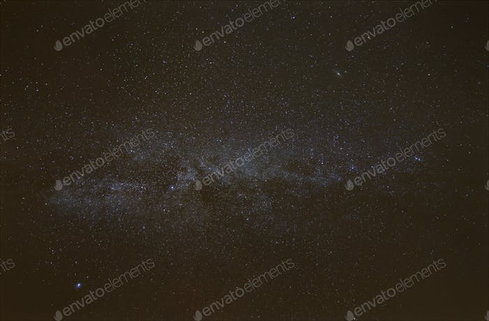 Milky Way Wide Angle Shot