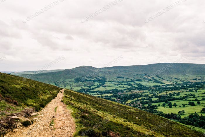 The Peak District Path
