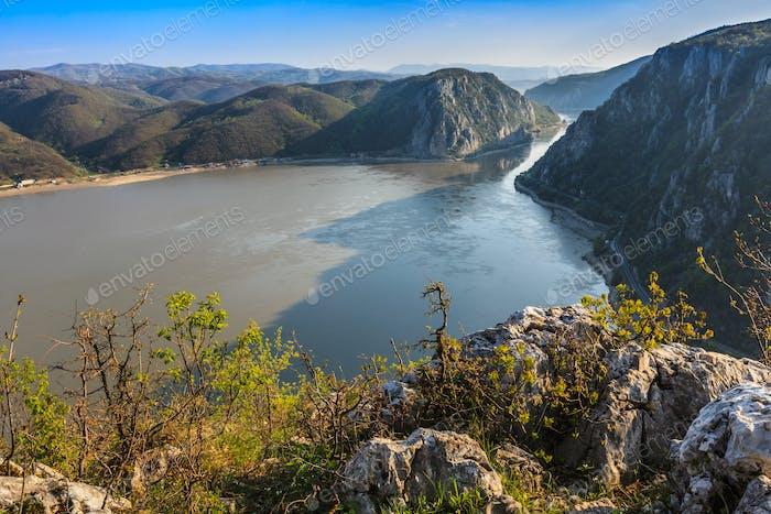 The Danube Gorges, Romania