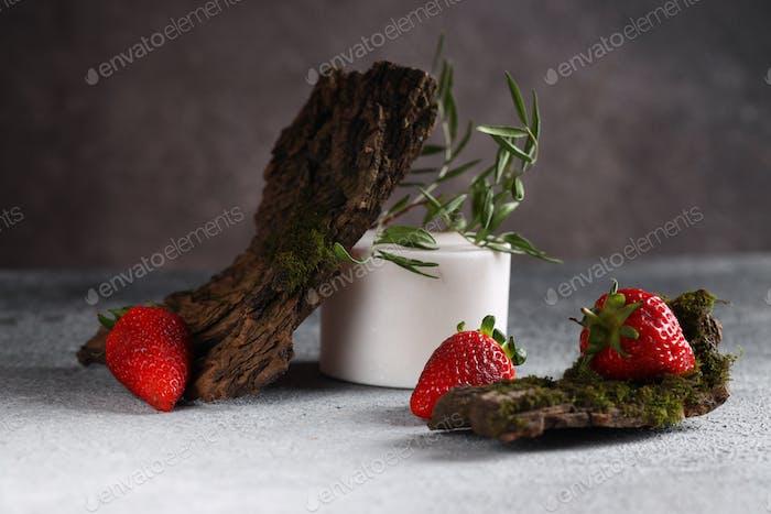 Organic Background