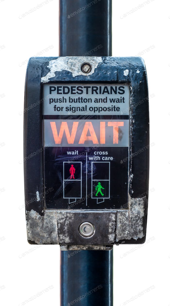 UK Pedestrian Crossing