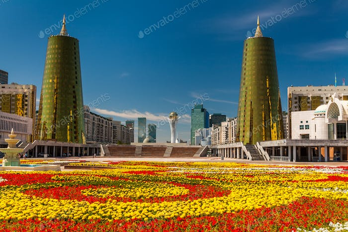 Kasachstan, Astana City, Parlament