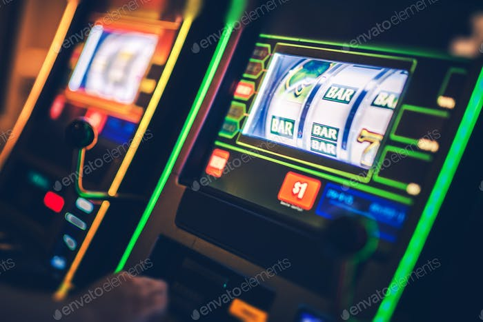 Digital Slot Machines Play