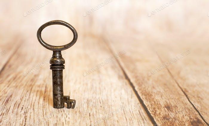 Key - life coaching concept