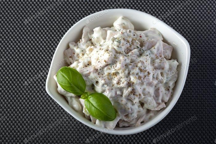 Fleisch-Salat