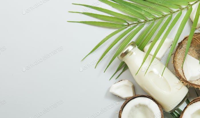 Coconut non dairy milk