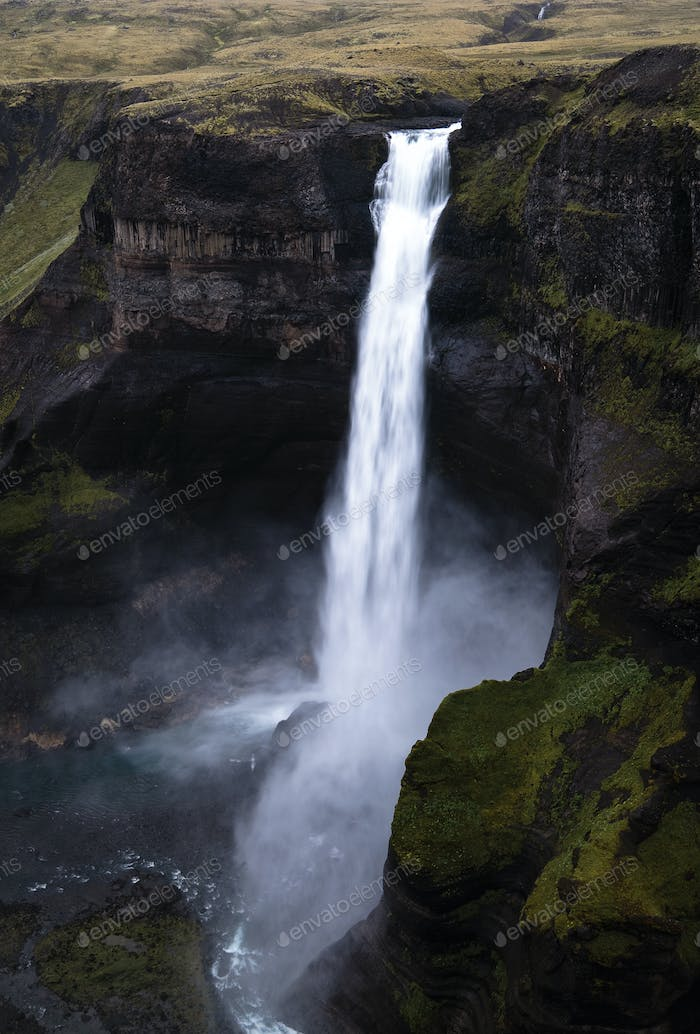 The Power of Haifoss
