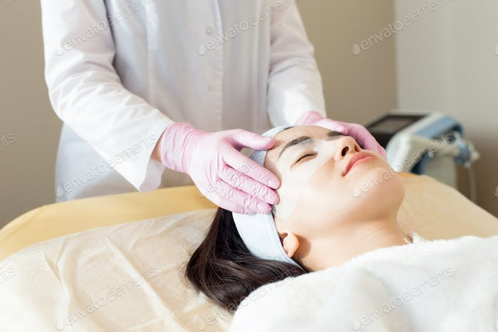 Beauty Treatment in Cosmetology