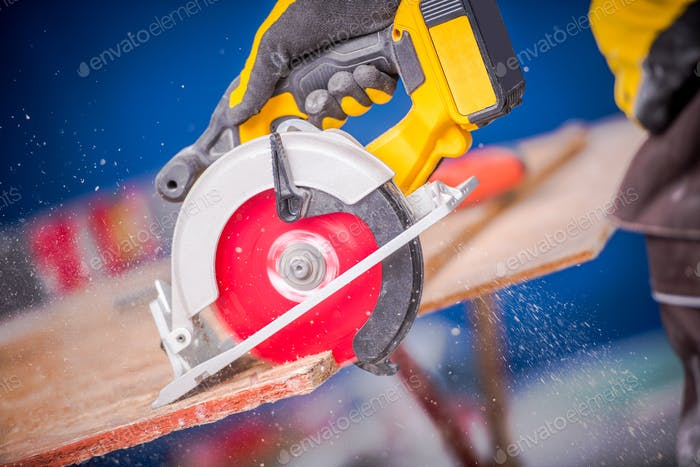 Wood Works Circular Saw